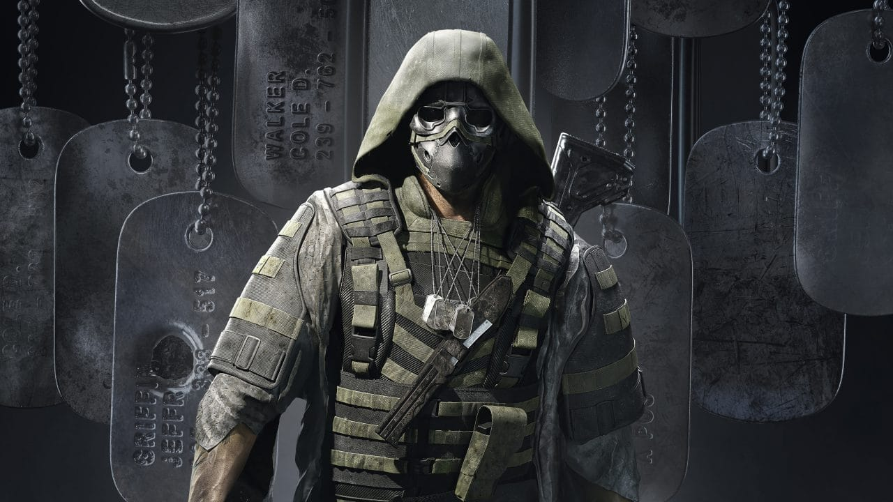Ghost Recon Breakpoint cover