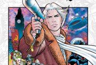 Bryan Talbot, který kreslil Batmana nebo Sandmana, píše třetí díl legendárního Luthera Arkwrighta! Fanouškům to potvrdil osobně vPraze