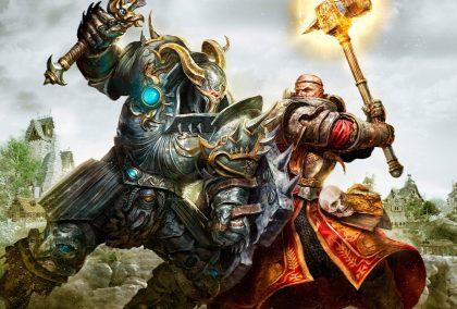 Warhammer – vstupte do nekonečného světa fantastických miniatur, komplexních příběhů a velkolepých bitev. Vstupte do světa nekonečné války a legend
