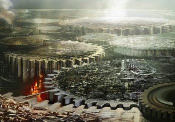 Planeta ETK–017: v blízké budoucnosti startuje z totalitní společnosti raketa složená z robotů s dětskou posádkou, která je jedinou šancí na záchranu Země