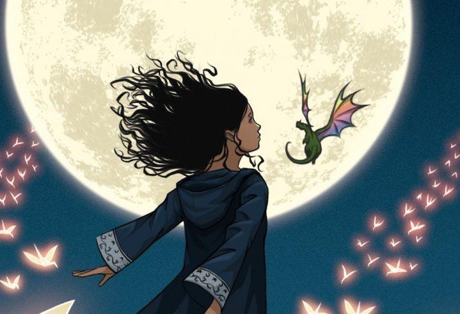 Dívka, která upíjela měsíc vás zavede do pohádkového světa, kde lidé pro přežití obětují své děti zlé čarodějnici