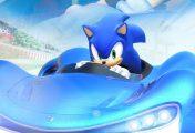 Team Sonic Racing: legendární postava videoherní zábavy Sonic usedá za volant sportovního vozu v povedených akčních závodech