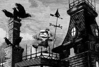 Ilustrace stylu Tima Burtona se potkávají se strašidelným a dobrodružným příběhem autorky Marvelu v knize Warren XIII. a Vševidoucí oko