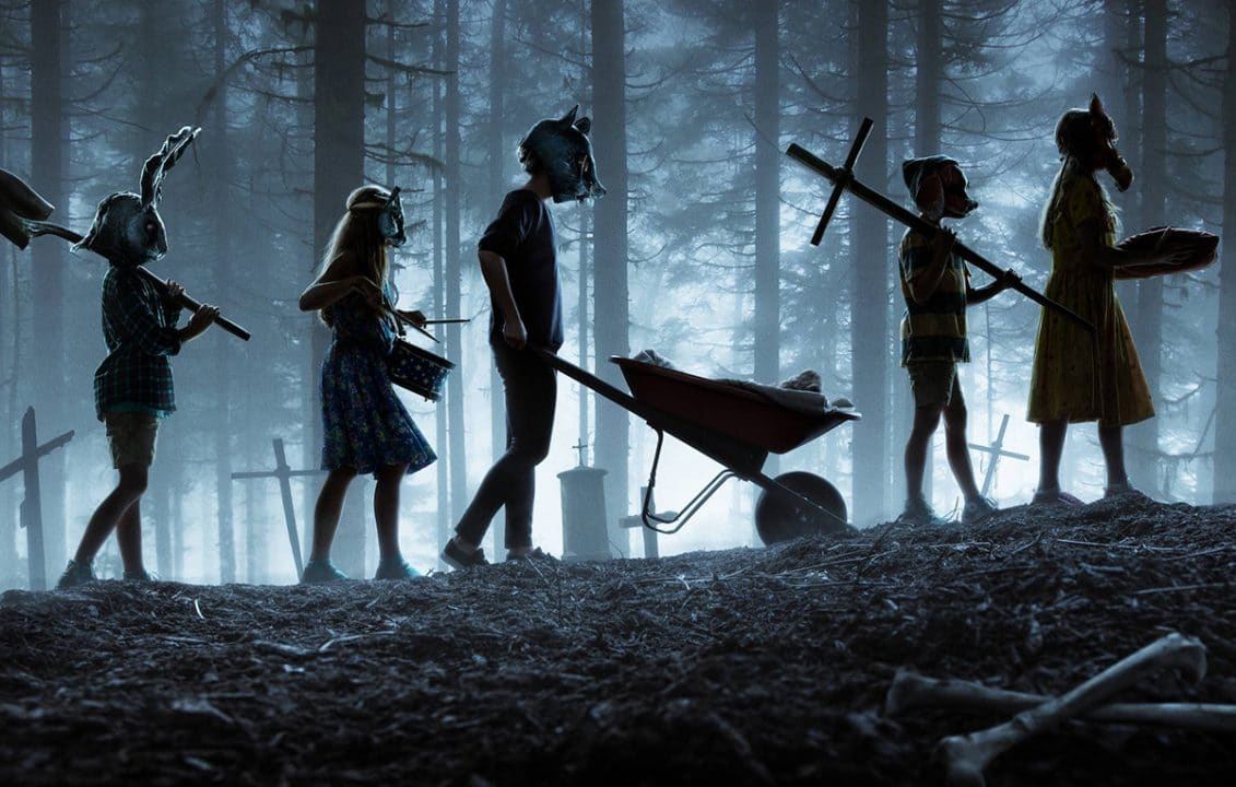 Stephen King: Řbitov Zviřátek cover