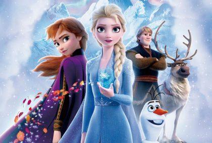 Ledové království 2 - Anna, Elsa, Olaf, Kristoff a Sven se vrací v pokračování kouzelné pohádky. A budete se s nimi smát, bát i plakat více, než u jedničky