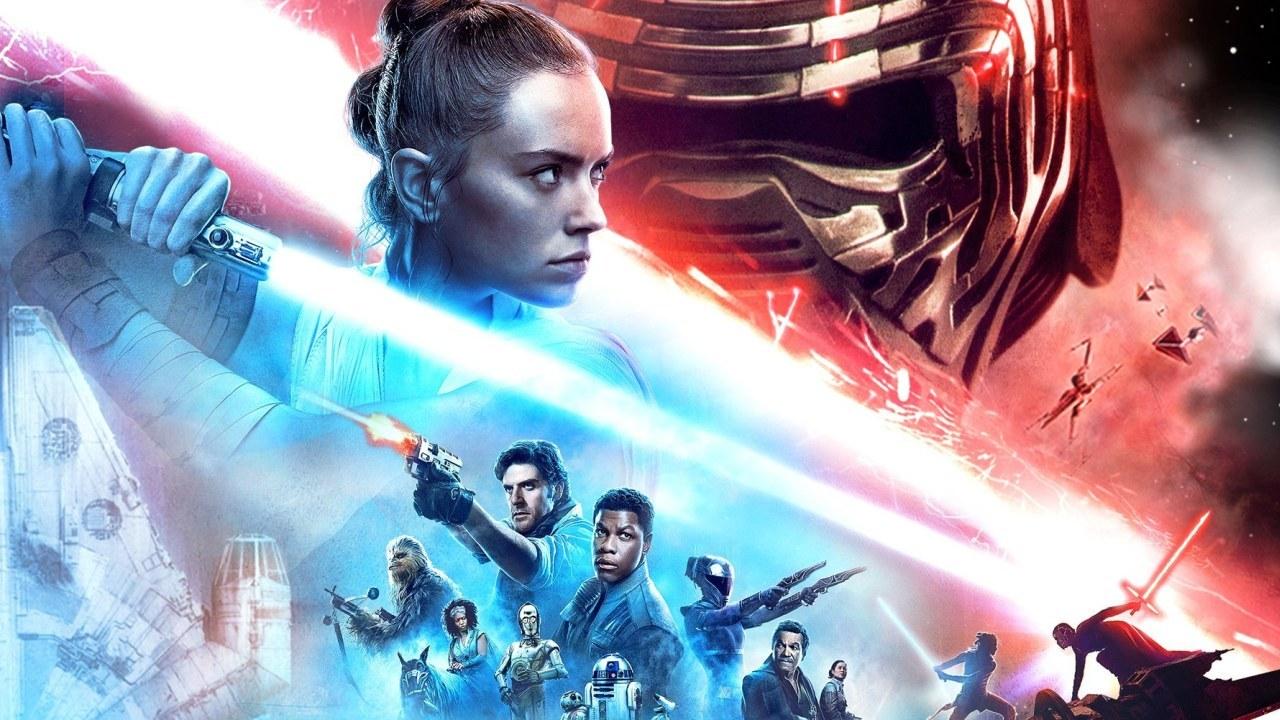 Star Wars: Vzestup Skywalkera / The Rise of Skywalker cover