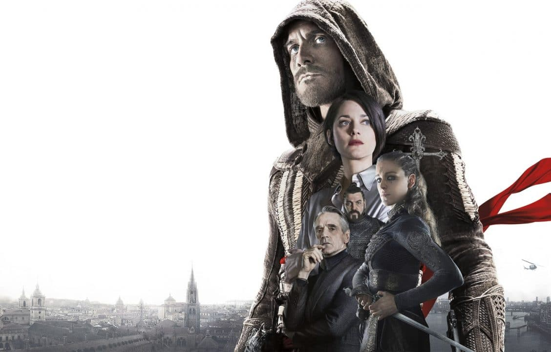 Christie Golden: Assassin's Creed cover