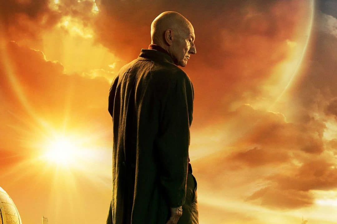 Star Trek: Picard cover