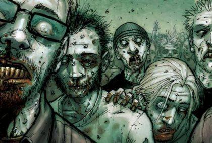Zombie, chiméry a rock'n'roll: nejulítlější knížka české urban fantasy plná zombíků, upírů, elementálů, létajících jeptišek a narážek na Plzeň