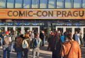 Barevný, hlasitý, veliký a první. Takový byl Comic Con v Praze, který přivezl fanouškům herce z Hellboye, Pána prstenů nebo Hry o trůny