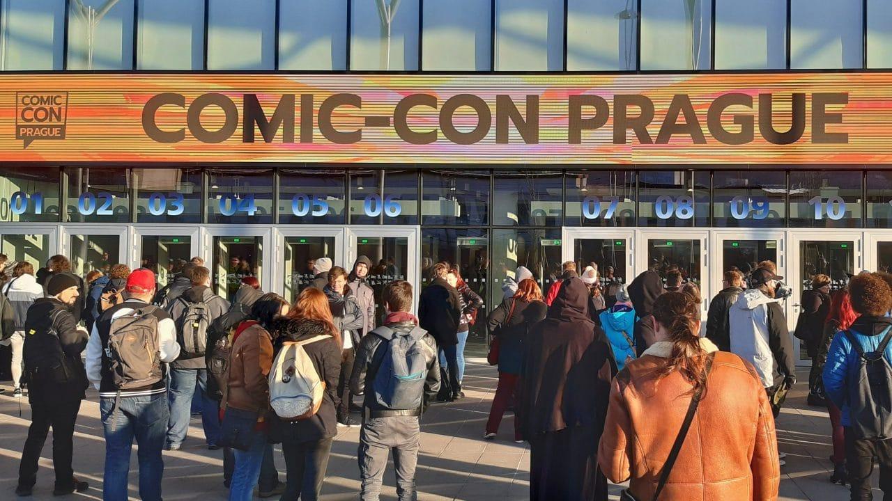 Comic Con Prague 11