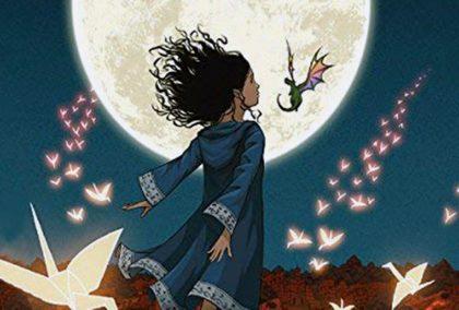 Dívka, která upíjela měsíc: kouzelný příběh o zlé čarodějnici s tygřím srdcem, vypočítavých lidech, papírových ptácích a nezměrné odvaze