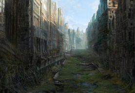 Evoluce: Město přeživších - postapo, která vás zavede reality, kde příroda vyhrává boj s člověkem a bere si vše, co bylo kdysi její
