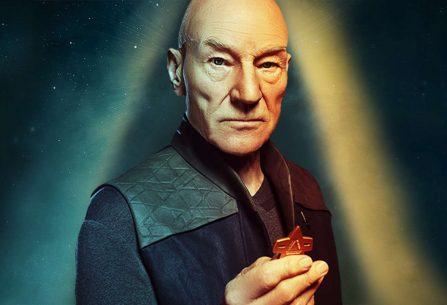 Star Trek - Picard: první čtyři díly jsou za námi a s nimi i ztráta iluzí o slavném kapitánovi, okořeněná  hutnou dávkou romulanských tajemství