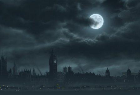 Řeky Londýna: ponořte se skonstáblem Peterem Grantem doděje plného magie a tajemných přízraků ovládajících londýnskou společnost