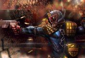 Soudce Dredd: nejdrsnější galaktický soudce opět zasahuje a prosazuje zákon na nehostinných planetách komiksového vesmíru