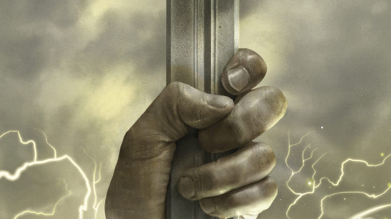 Robert Jackson Bennett: Město mečů cover