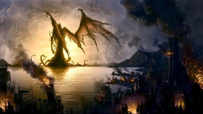 S. T. Joshi: Černá křídla Cthulhu 3 cover
