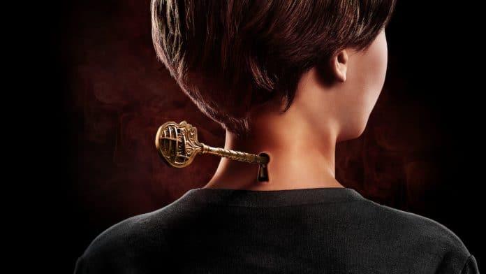 Locke & Key – 1. série cover