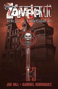 Locke & Key komiks