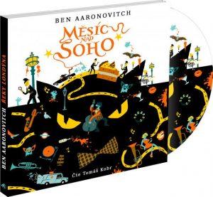 Ben Aaronovitch: Měsíc nad Soho audio