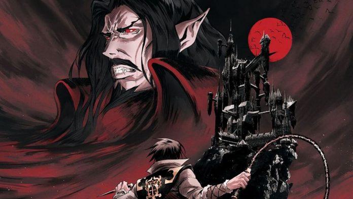 Castlevania - 1. série cover