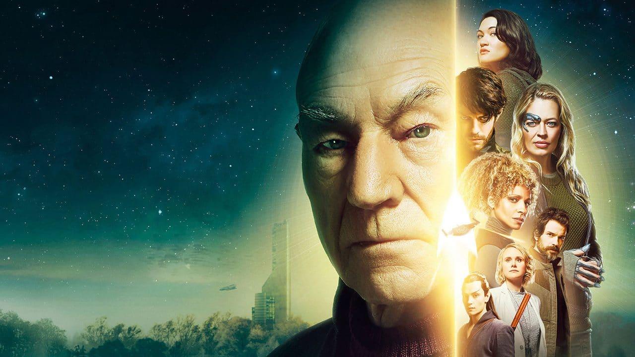 Star Trek: Picard cover last