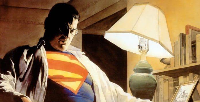 Paul Dini, Alex Ross: Superman - Mír na Zemi cover