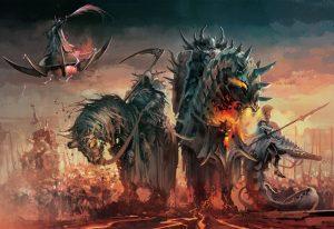 Svět Warhammeru Age of Sigmar I: 27