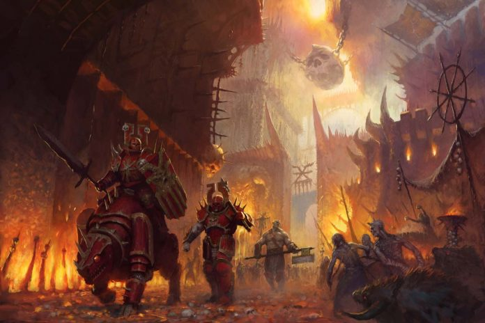 Svět Warhammeru Age of Sigmar I: