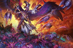 Svět Warhammeru Age of Sigmar I: 9