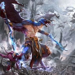 Svět Warhammeru Age of Sigmar I: 10