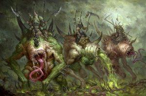 Svět Warhammeru Age of Sigmar I: 15
