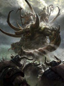 Svět Warhammeru Age of Sigmar I: 16