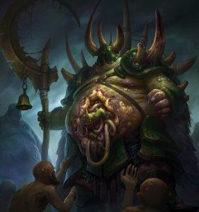 Svět Warhammeru Age of Sigmar I: 18