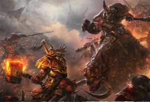 Svět Warhammeru Age of Sigmar I: 7