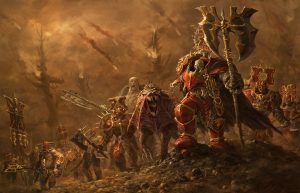 Svět Warhammeru Age of Sigmar I: 8