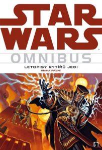 Kevin J. Anderson, John Veitch: Letopisy rytířů Jedi I obálka