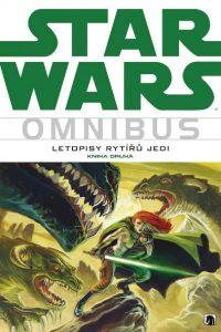 Kevin J. Anderson, John Veitch: Letopisy rytířů Jedi II obálka
