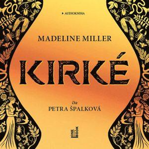 Madeline Millerová: Kirke / Kirké obálka audio