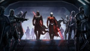 Star Wars: Knights of the Old Republic II: The Sith Lords 2