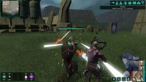 Star Wars: Knights of the Old Republic II: The Sith Lords 7