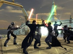 Star Wars: Knights of the Old Republic II: The Sith Lords 8