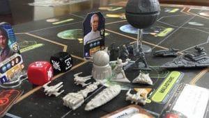 Star Wars: Rebellion / Star Wars: Rebelie kostky