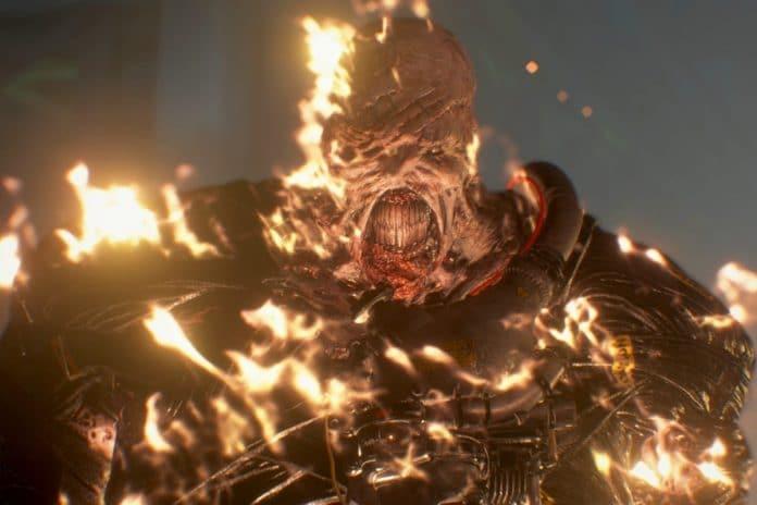 Resident Evil 3 (2020) cover