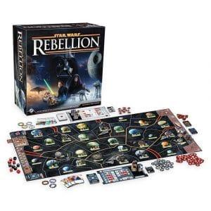 Star Wars: Rebellion / Star Wars: Rebelie ENG baleni