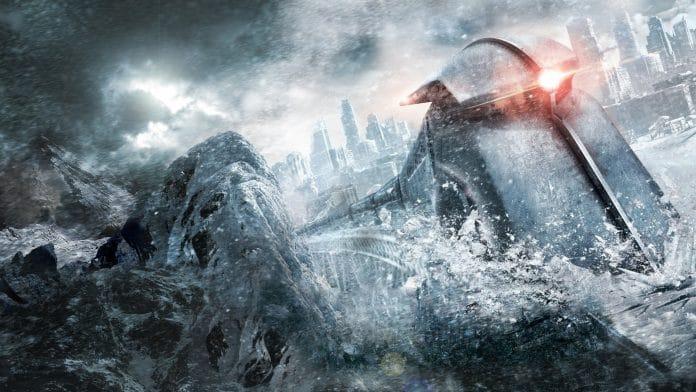 Snowpiercer (Ledová archa) cover