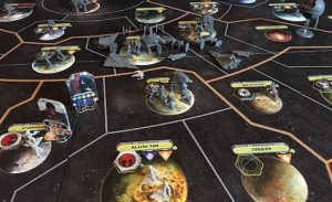 Star Wars: Rebellion / Star Wars: Rebelie desk 2