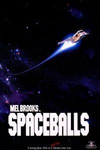 Spaceballs / Vesmírná tělesa 2
