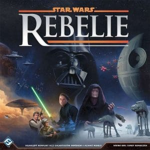 Star Wars: Rebellion / Star Wars: Rebelie krabice